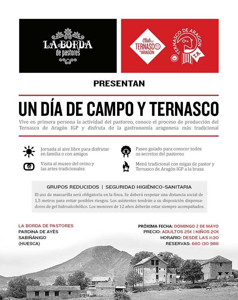 Día de Campo y Ternasco